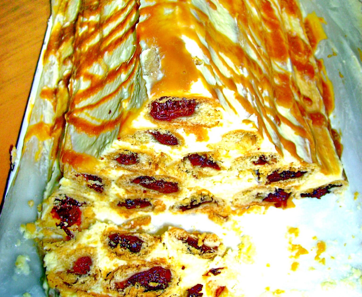 рецепт торта с трубочек с вишнями