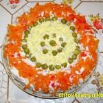 Торт  Печёночный