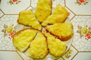 Горячий бутерброд Хрустик