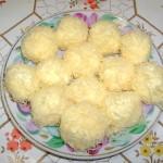 Готовим сырные шарики