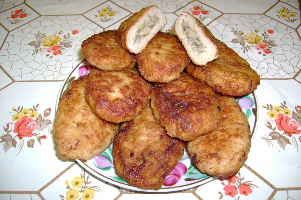 Блюда из кабачков с грибами рецепты с фото